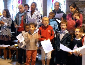 Chorale parents enfants